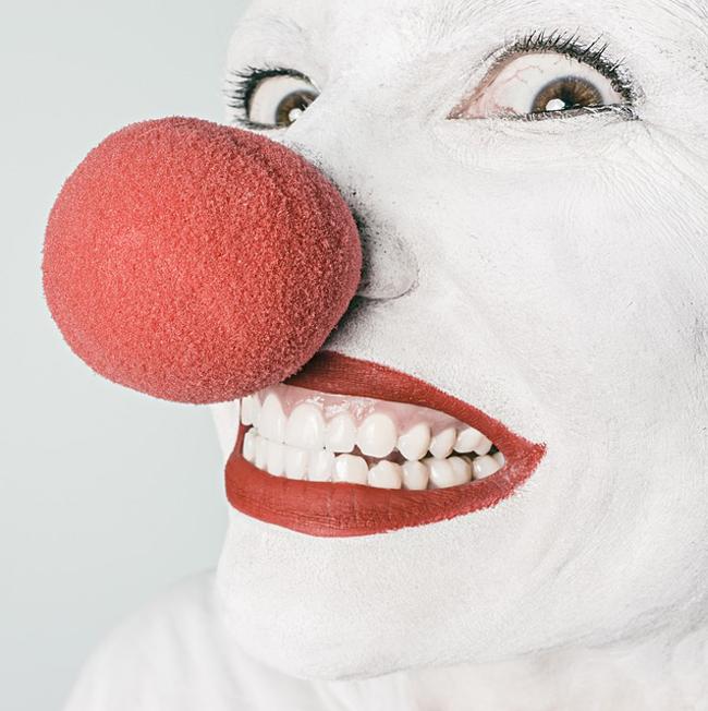maquillage pour enfant et clown