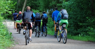 Organiser une randonnée vélo en famille