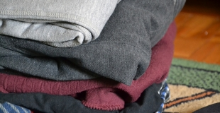 Que faire des vêtements d'enfants trop petits ?